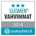 Suomen vahvimmat 2014